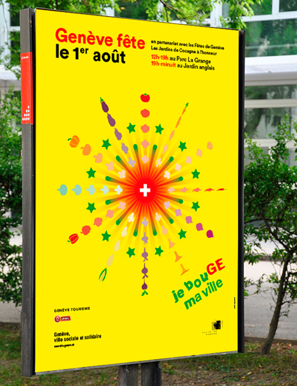 Affiche fête nationale 2015